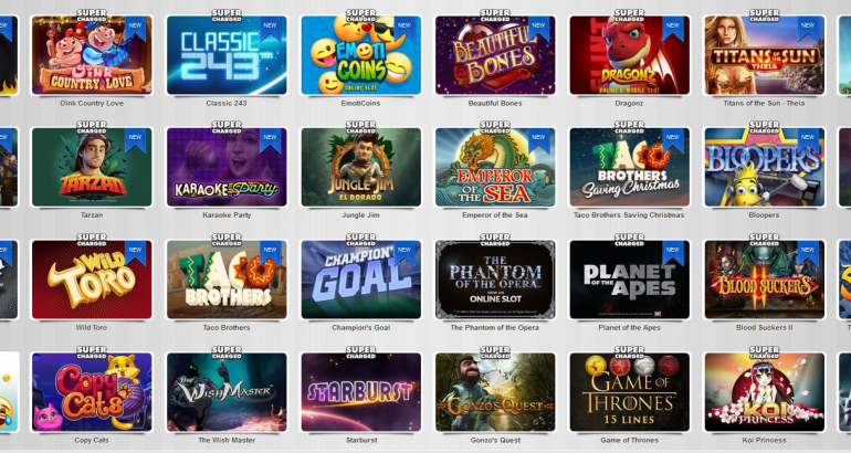 Have Fun Playing the Online Slots and Take Home Bags of Jackpot