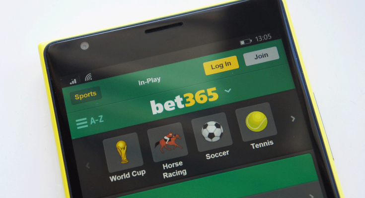 Review of Bet365