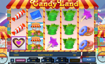 Candy Land Slots