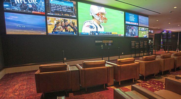 Betting in Sports Casino