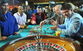 gambling industry in Canada