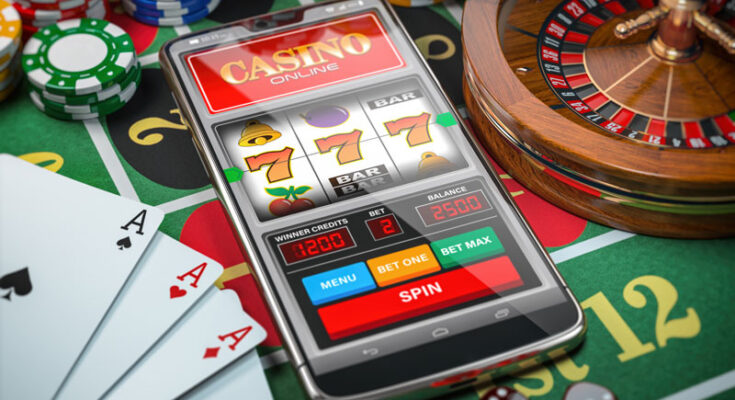 your casino activity in the internet