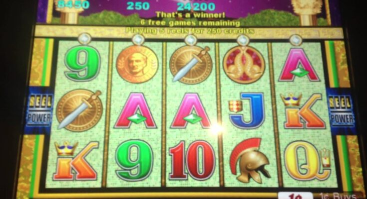 Bankroll For Online Slot Machines