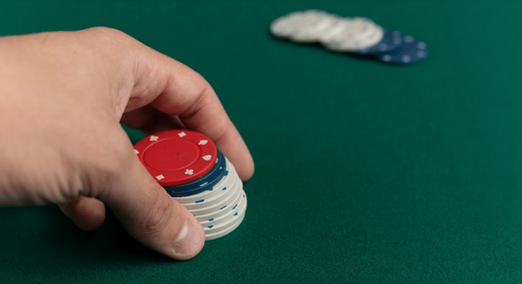 typical for any professional poker player
